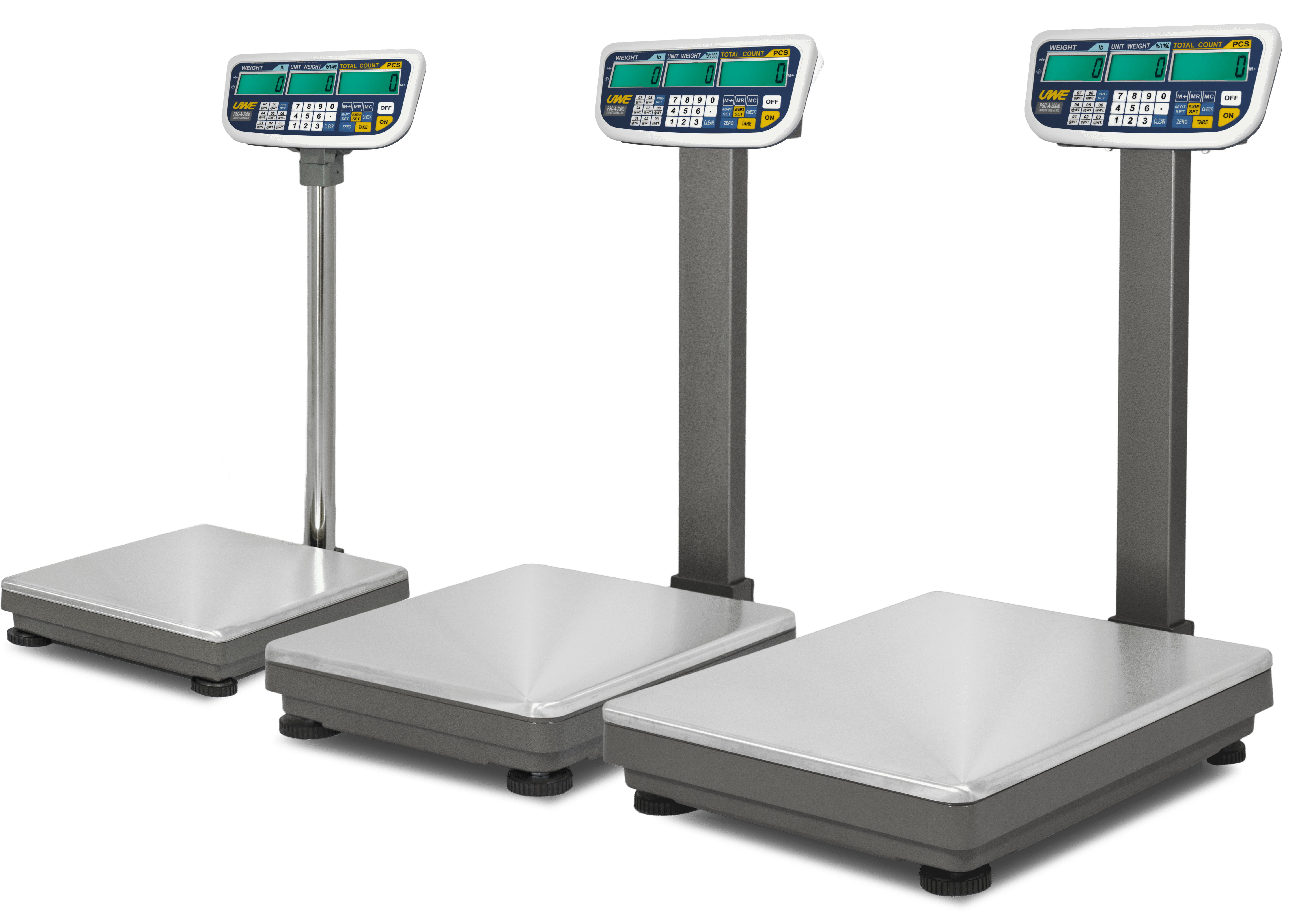 Psc A Series Counting Bench Scales