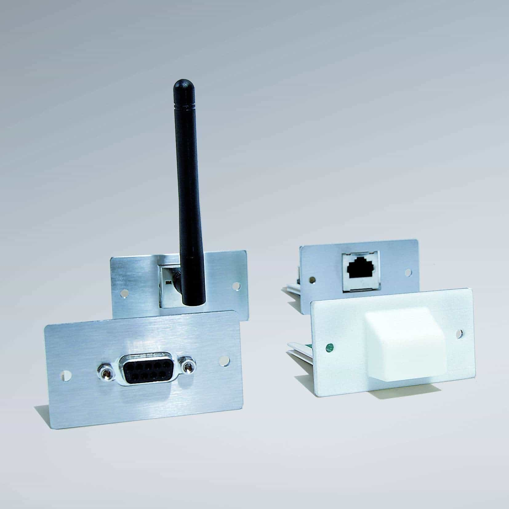 Ethernet Wired Slide-In Module – Intelligent Weighing Technology